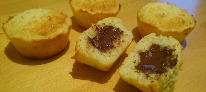 Muffins coco & chocolat