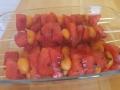 brochettes de pastèque et melon au barbecue 2