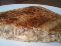 croque monsieur normand