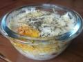 oeuf cocotte poulet, thym et citron