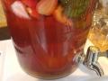 rhum arrangé fraises, menthe, vanille et sirop fleur de sureau 2