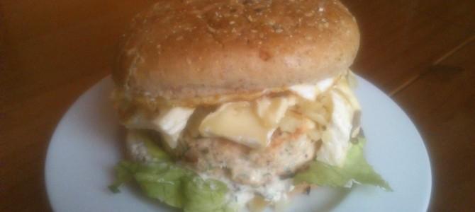 Burger fermier