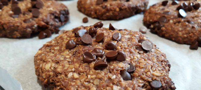 Cookies vegan chocolat & banane