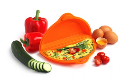 Cuit-omelette & burger making kit